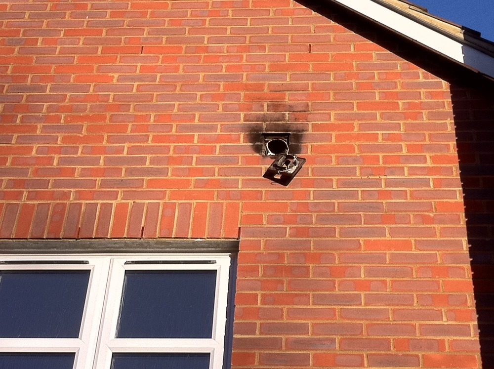 Supply And Fit Exterior Vent Handyman Job In Shefford