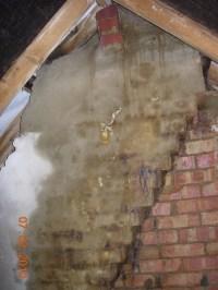 Leak around the chimney stack - Chimneys & Fireplaces job ...