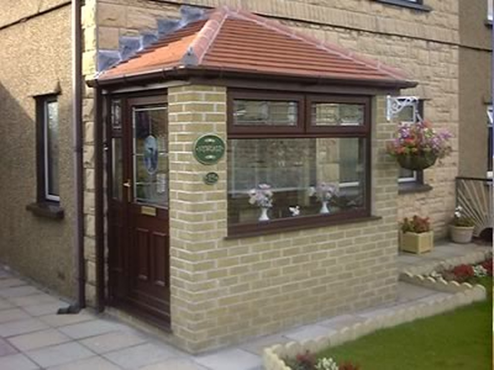 Quote for new Porch  Conservatories job in Lymm Cheshire