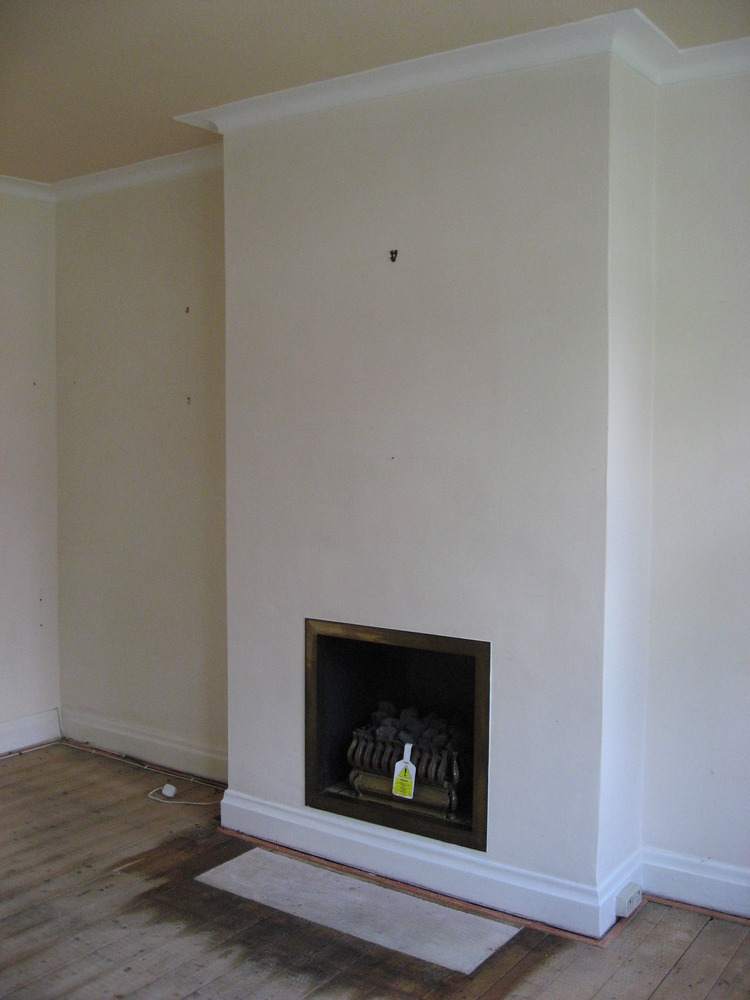 Chimney breast removal  Chimneys  Fireplaces job in