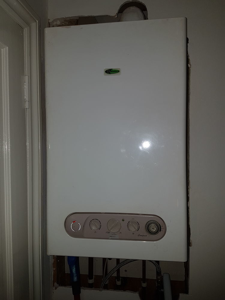 Vokera compact 28 no heatinghot water  Central Heating