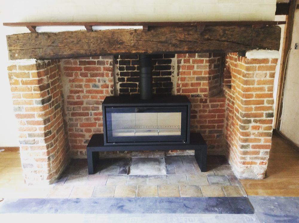 Cambridge Stove Installations Ltd 100 Feedback Fireplace Specialist in Cambridge