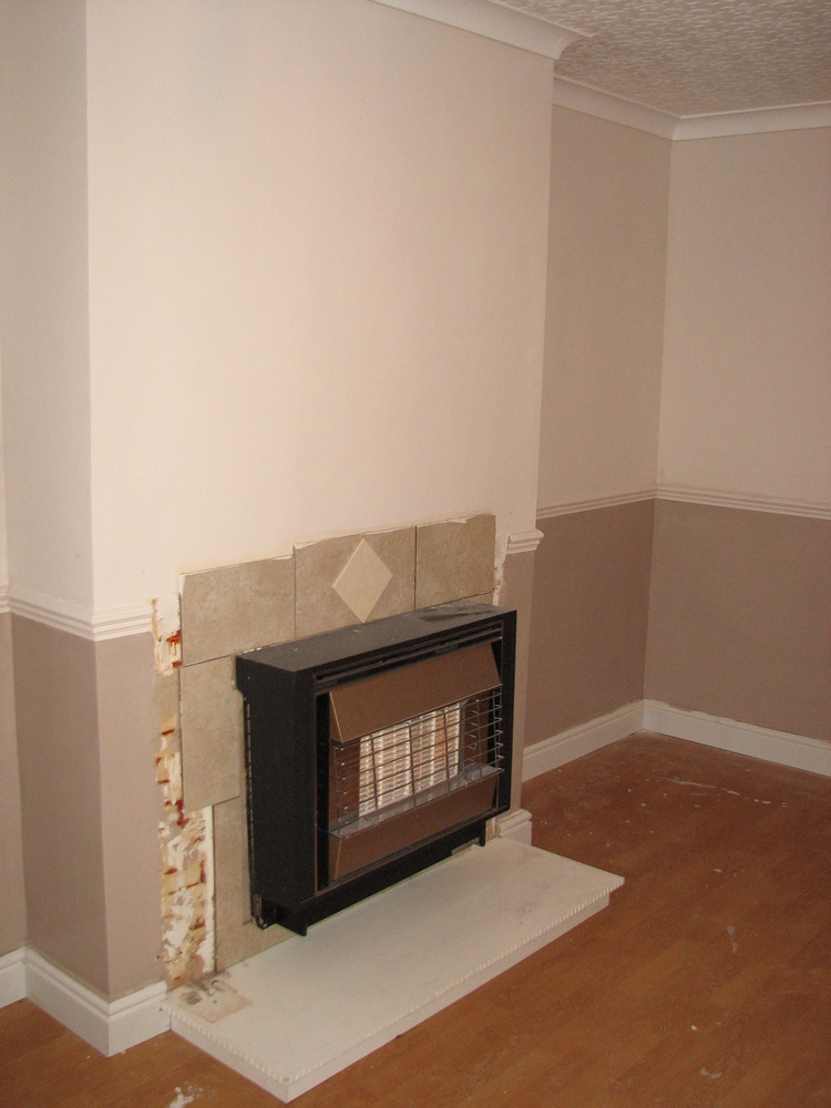 Gas fire and back boiler removal  Gas Work job in Doncaster South Yorkshire  MyBuilder