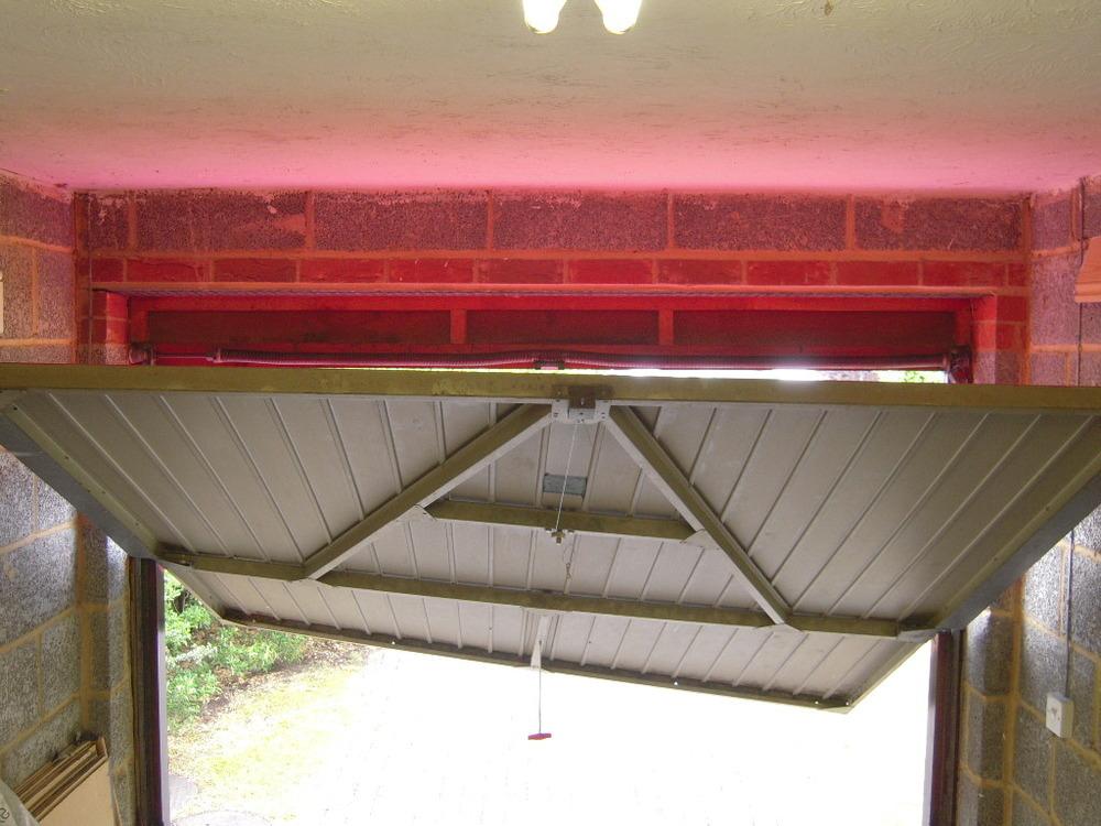 kitchen door repair base cabinets garage mechanism / replacement - garages ...