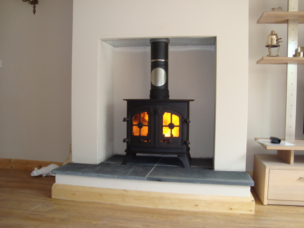 Andy Yates Fitting Services 100 Feedback Fireplace