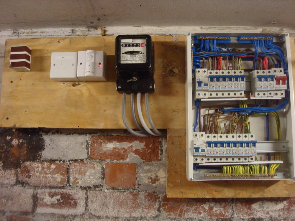 Wiring Installation For Domestic Lighting
