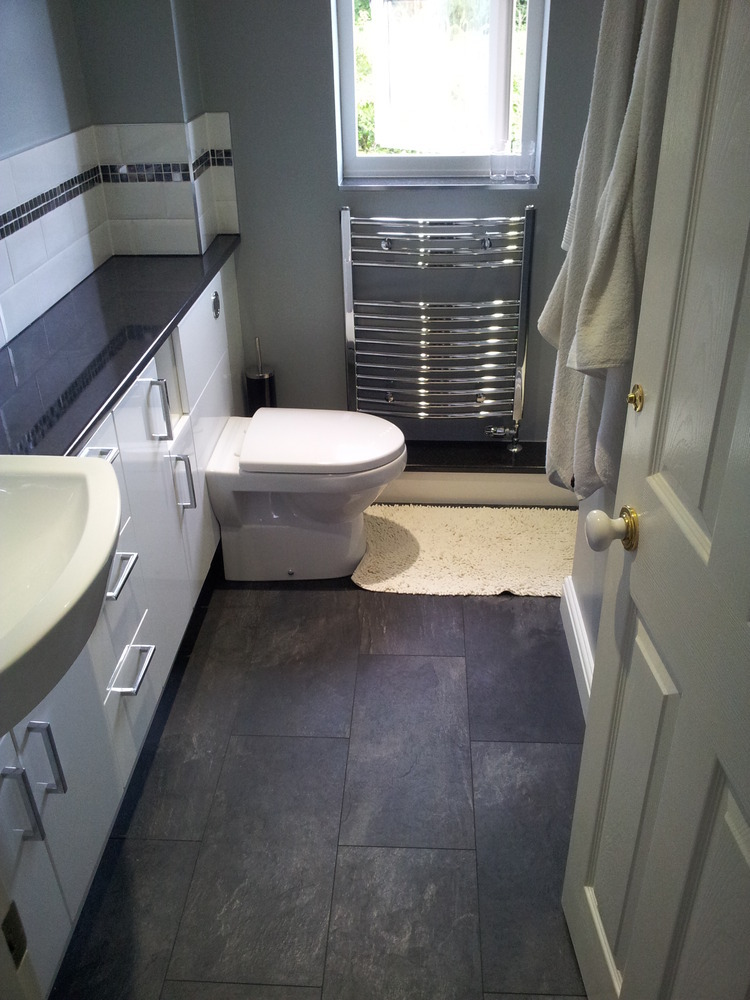 Flooring For Bathroom