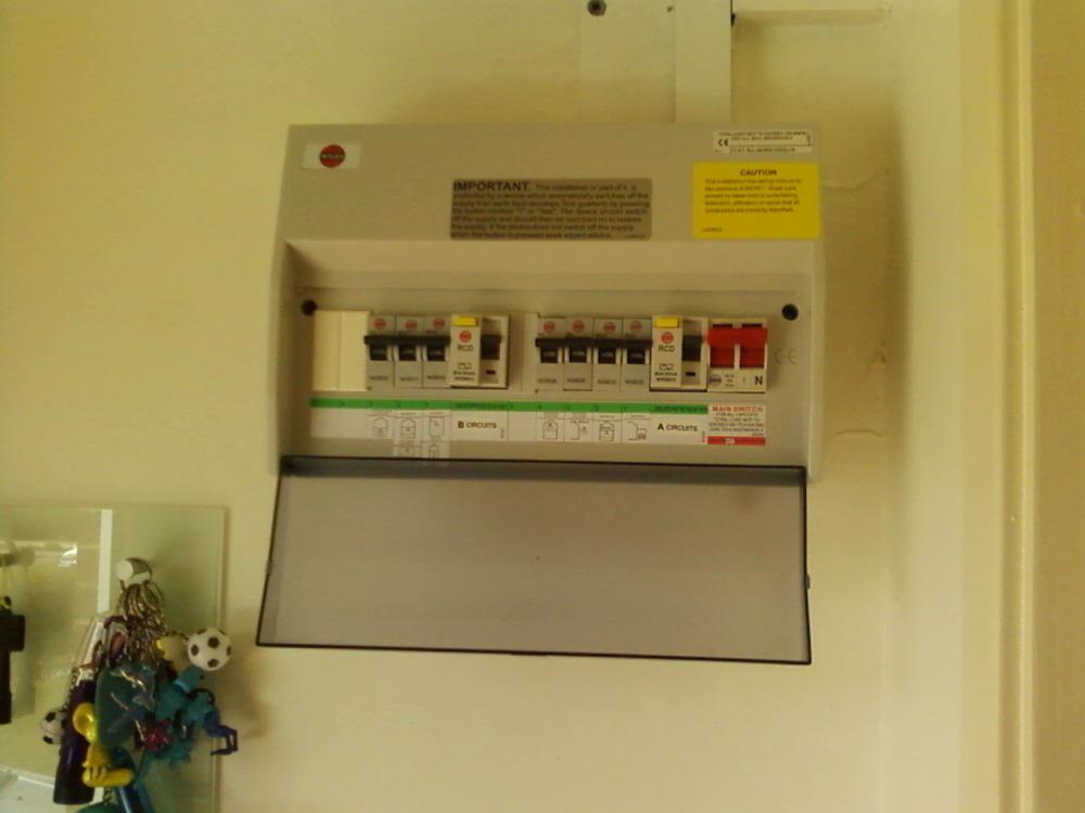 Bathroom Wiring Regulations