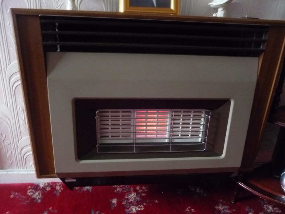 Gas Central Heating back boiler conversion to a combi