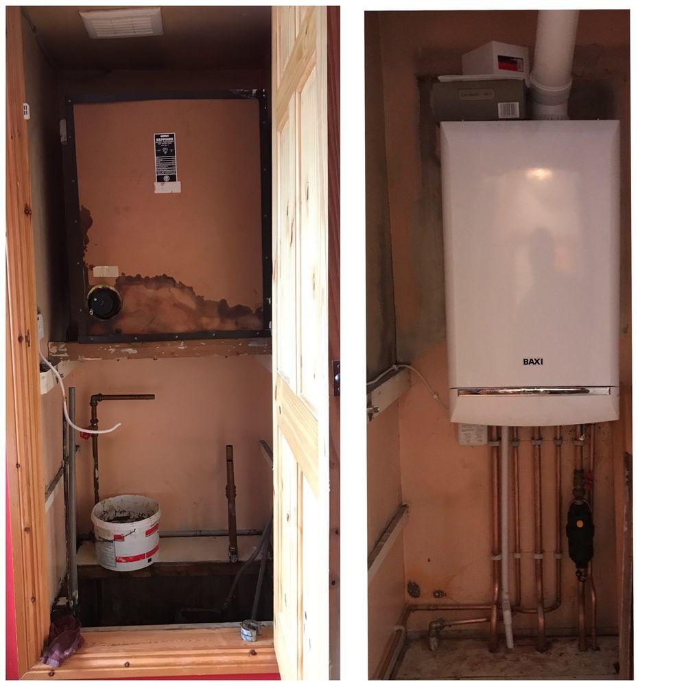SW Plumbing  Heating 100 Feedback Heating Engineer Gas Engineer Plumber in Burnhope