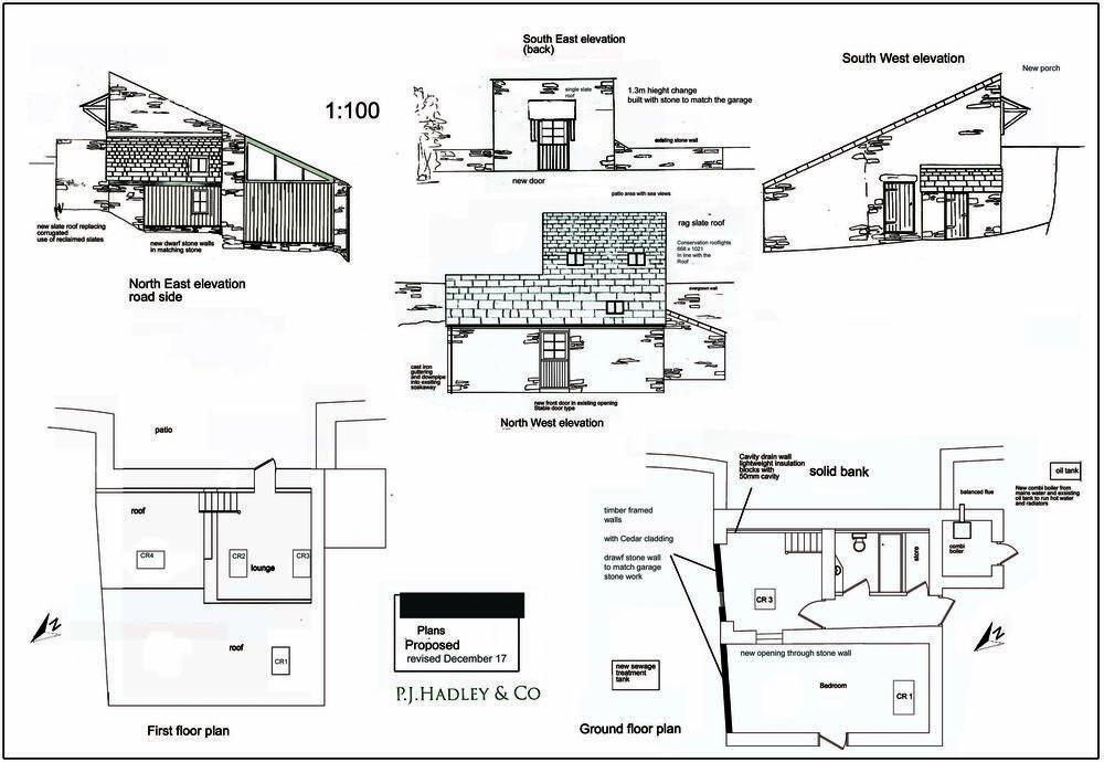 Hadley&Co: 100% Feedback, Plasterer, Stonemason