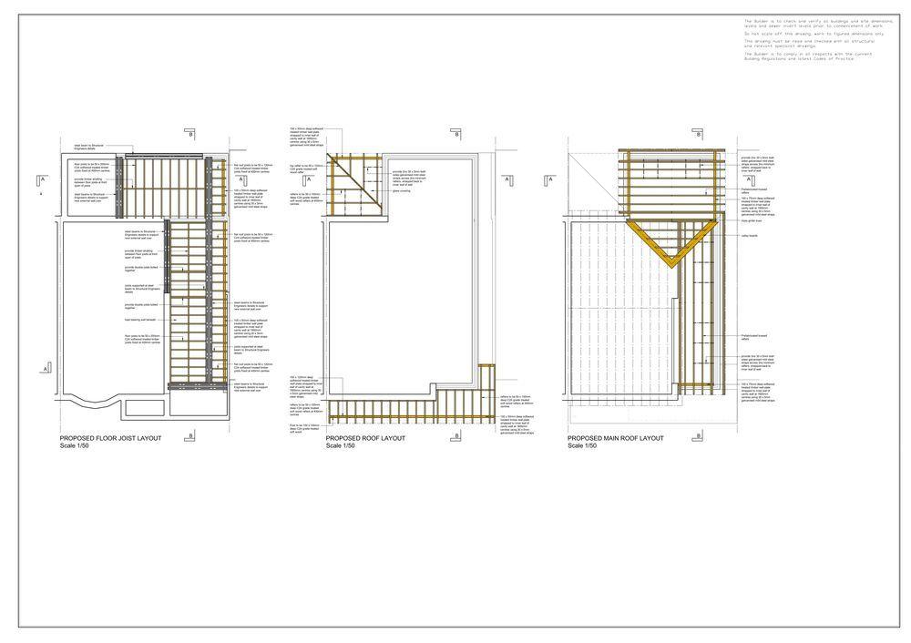 Dk Planning Drawings: 82% Feedback, Architectural Designer