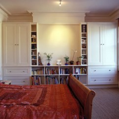 Build Kitchen Cabinets Renovation Ideas Fitted Wardrobe + Alcove & Shelves - Carpentry ...