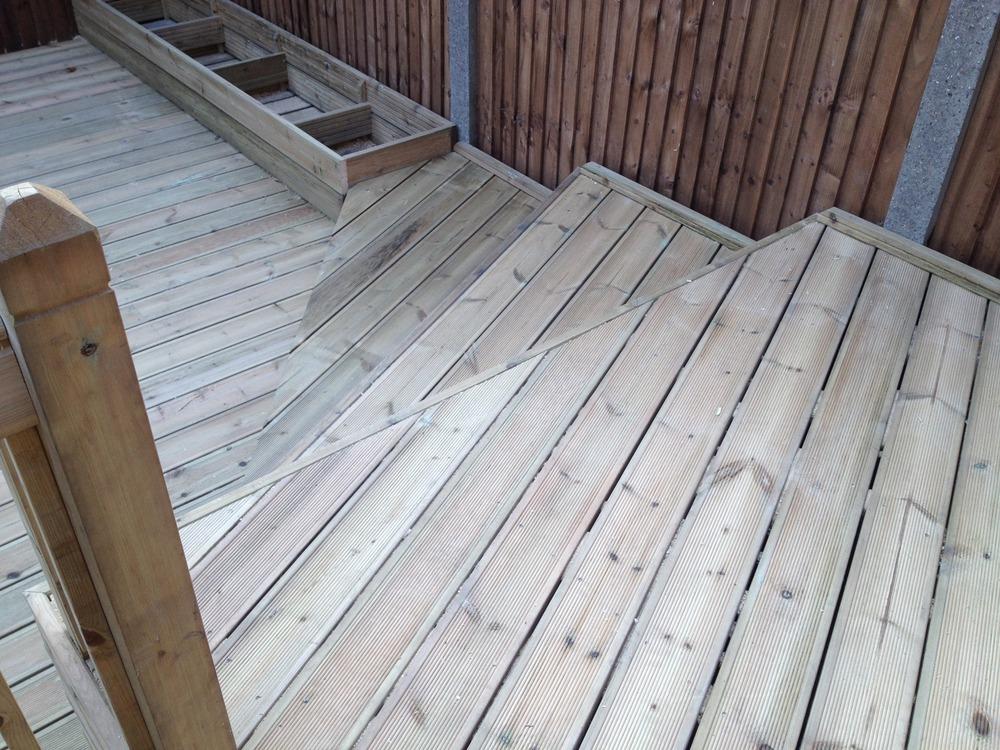 J Parr Carpentry 100 Feedback Carpenter  Joiner in