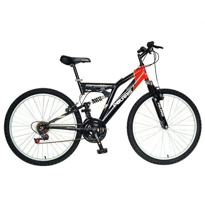 Polaris Scrambler Dual Suspension Bicycle,China Wholesale