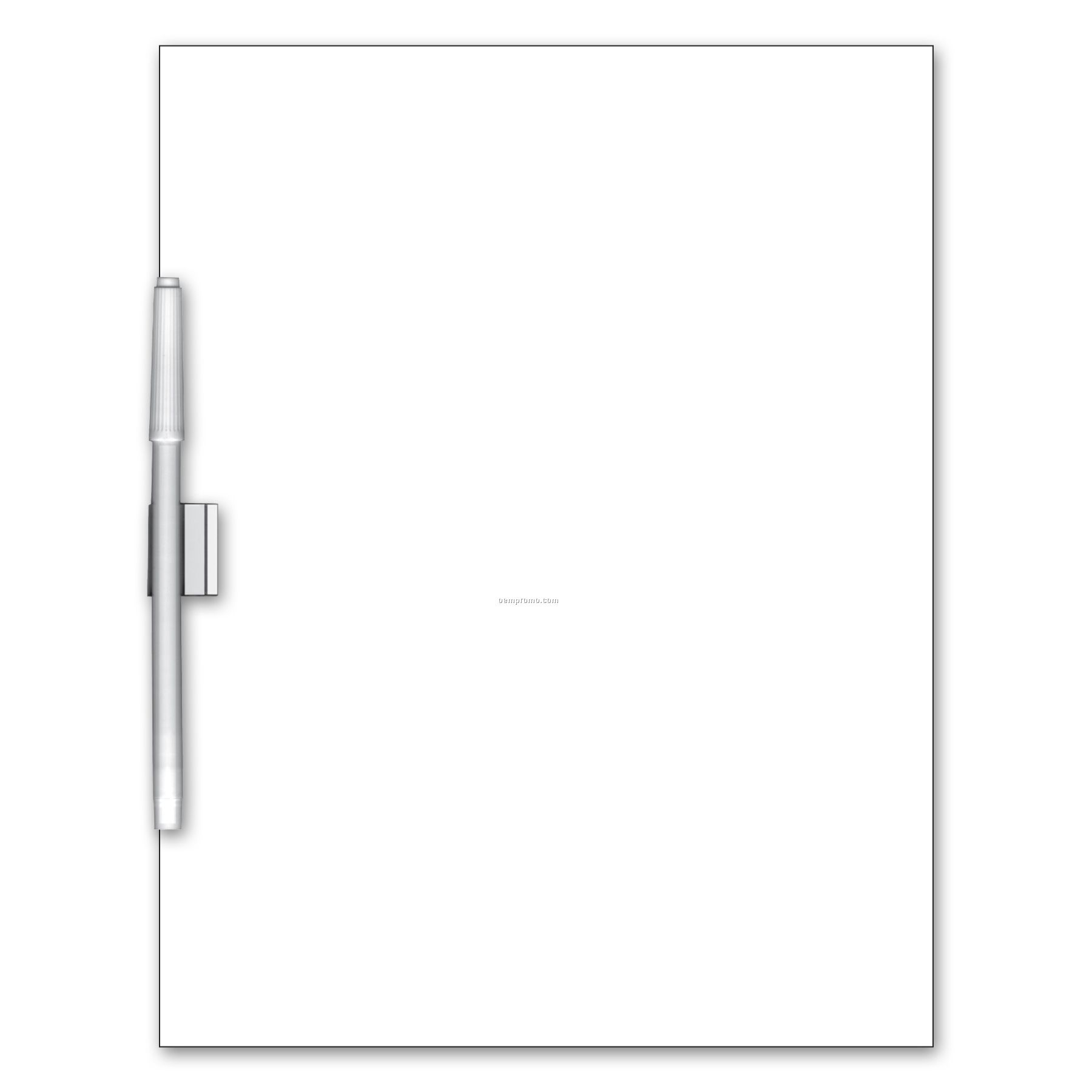 Write On/ Wipe Off Memo Board (11