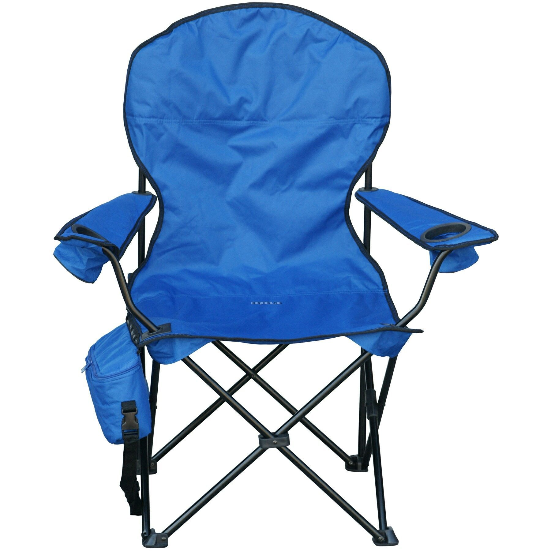 folding chairs in bags medical office waiting room direct import round back chair with cooler and