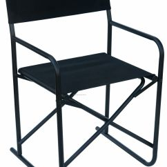 Aluminum Directors Chair X Back Dining Chairs Us Made Ht Director With Cotton