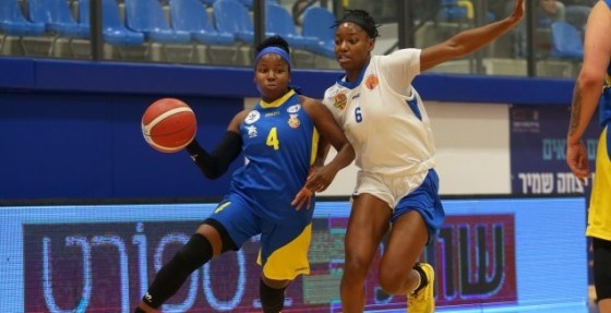 Alexis Peterson (Director of the Women's Basketball Super League)