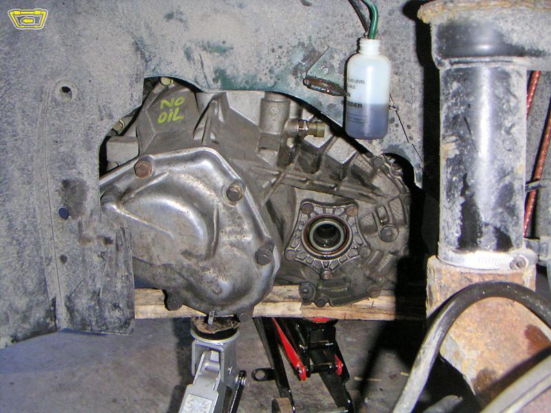 2000 Saab 9 3 Manual Transmission Fluid