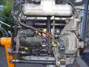09072006: Saab NG900 Engine Accessories  photo