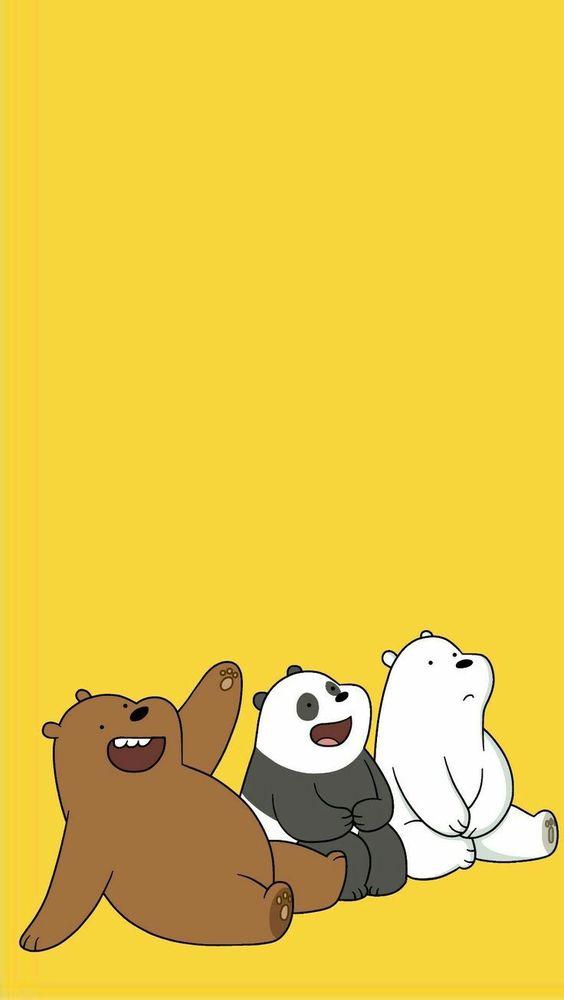 【手機桌布】『熊熊遇見你』讓你打開手機心情就變好的蠢萌熊熊兄弟! Look Pretty 美日誌