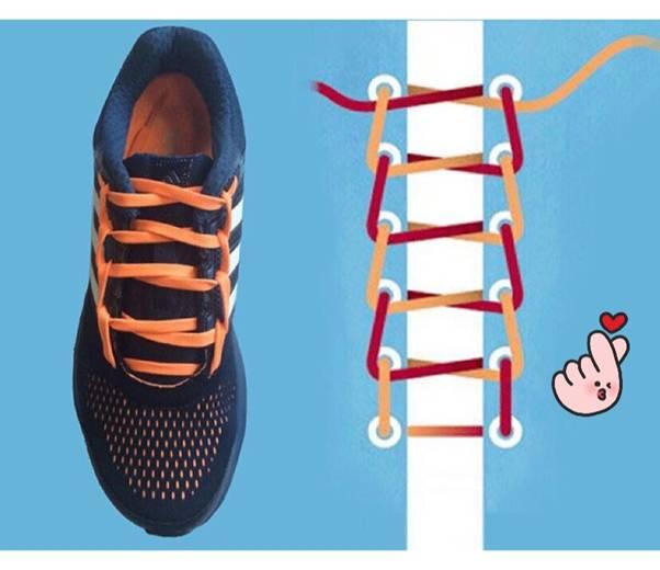 球鞋鞋帶的9種變化綁法!同雙鞋也能有不同造型! Look Pretty 美日誌