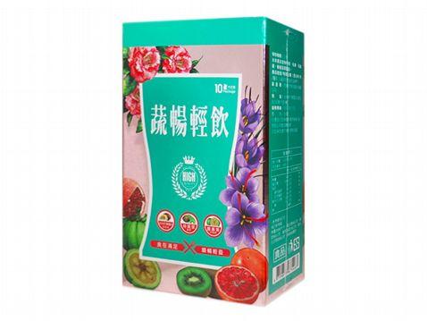 蔬暢輕飲粉包(2.5gx10包) - 小三美日 平價美妝