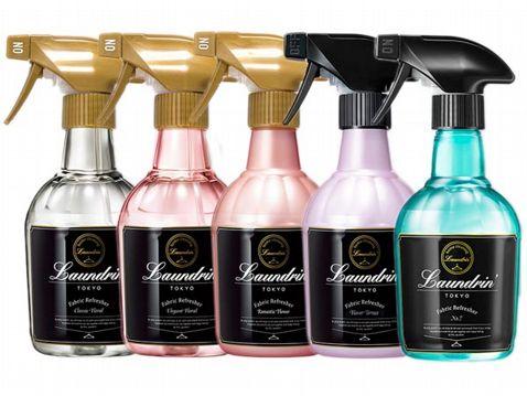 日本 Laundrin~ 香水芳香噴霧(370ml/300ml) 多款可選 - 小三美日|平價美妝
