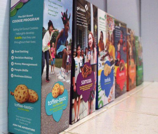 Barbara Whitman - Girl Scout Cookies