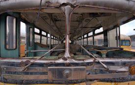 Jim McGinn - Front of Bus