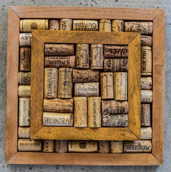 Randy Siegel - Cork Squares