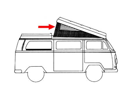 External parts : VW Aircooled, Beetle, VW Bus, Buggy