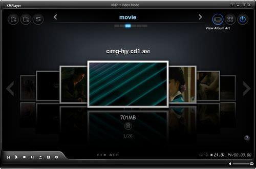 [工具] KMPlayer 萬能影音播放軟體下載@綠色免安裝中文版
