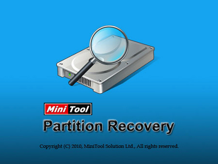 MiniTool Partition Recovery 免費硬碟磁區救援、修復軟體下載 綠色免安裝版