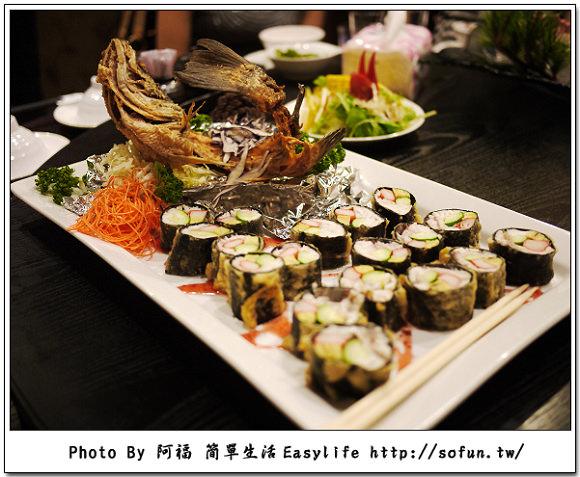 [食記] 新竹東街。太菊日本創意料理@慶祝外公生日 - 簡單生活Easylife