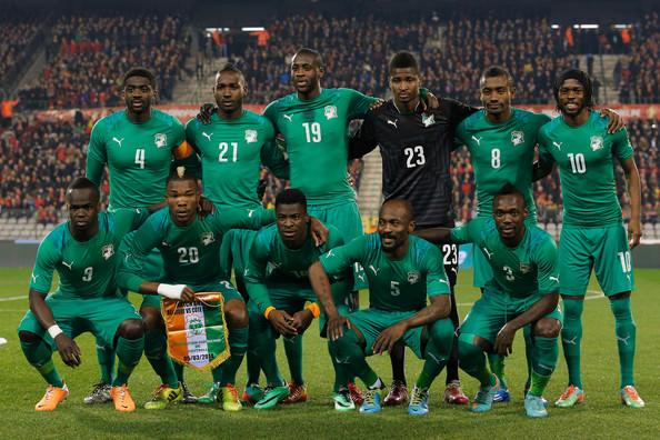 [世足球隊] 象牙海岸國家足球隊 Ivory Coast 球隊介紹 | 搜放資源網