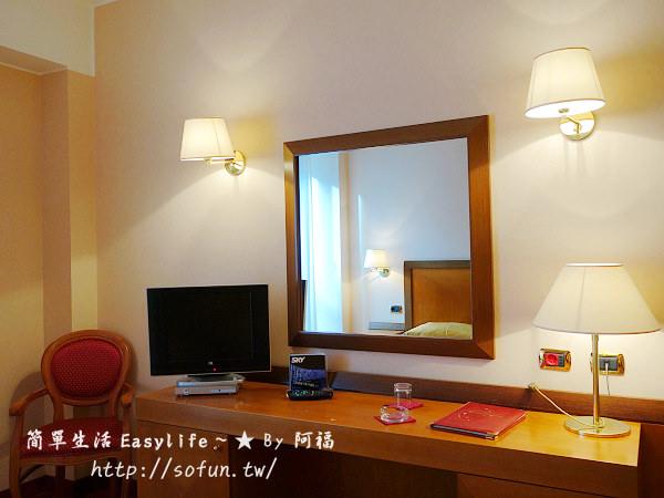 [義大利。阿爾貝羅貝洛] Grand Hotel la Chiusa di Chietri 飯店住宿心得 - 簡單生活Easylife