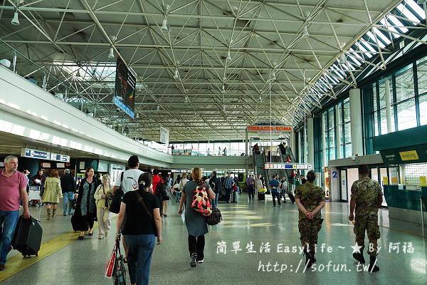 [義大利遊記最終回] 羅馬機場退稅手續 & 教學 ~ 賦歸臺灣 - 簡單生活Easylife
