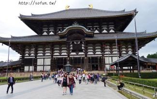[奈良旅遊必去] 東大寺 ~ 巨大木造寺廟世界遺產@有夠壯觀