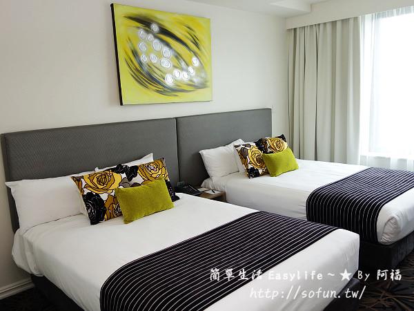 [黃金海岸飯店推薦] Watermark Hotel ~ 位市中心、房間大/價格便宜