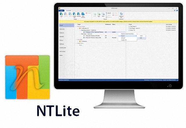 NTLite - 取代 nLite 無人值守重灌光碟製作工具@中文版 | 搜放資源網