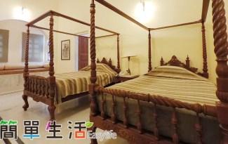 [印度住宿推薦] 曼達瓦城堡飯店 Hotel Castle Mandawa@房價親民/空間超寬敞,來去古堡當皇族