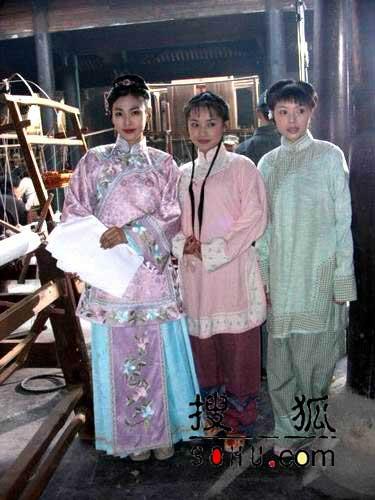 組圖:《大清徽商》劇照曝光 金素研中國妝扮-搜狐娛樂頻道