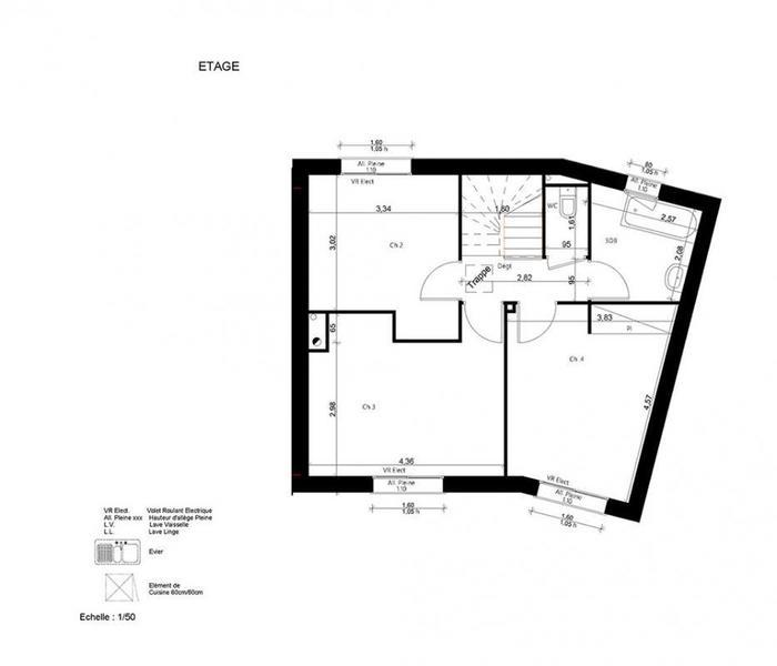 Coop de Construction à La Chapelle-Thouarault Maisons de 5
