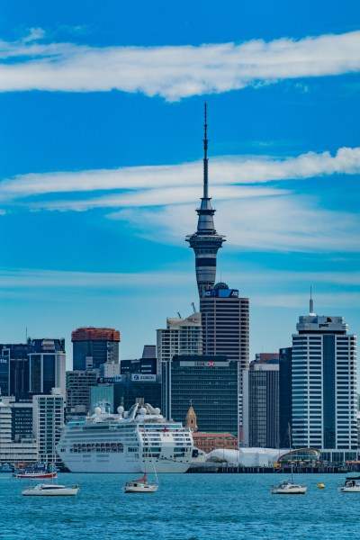 Welcome to Auckland