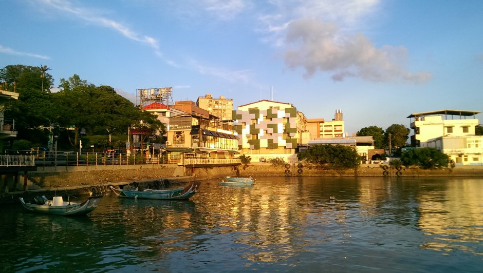 Tamsui Town - New Taipei City List of Attractions - Taiwan Travel - Tourguide | TravelKing