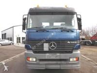 Gebrauchter Mercedes LKW Fahrgestell 2540 Fahrgestell/M ...