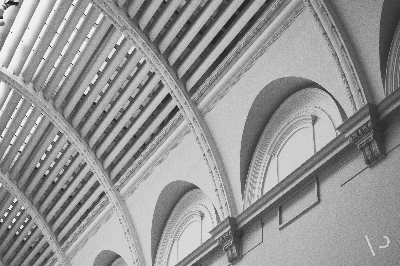 Voutes du British Museum