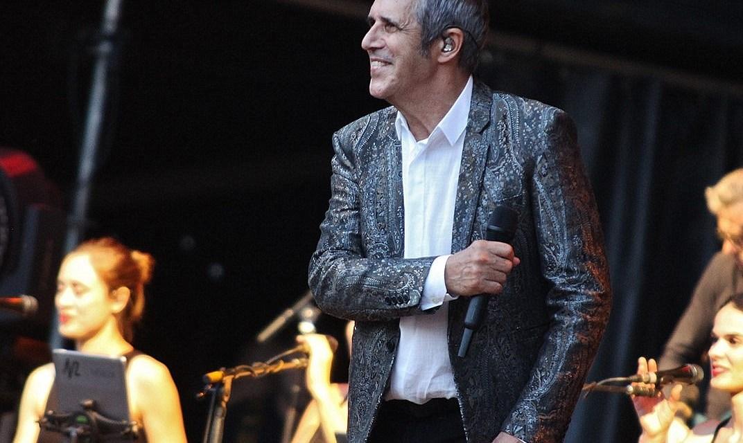 Julien Clerc – Montauban en scènes @ Montauban (82) – 27 juin 2018